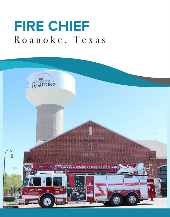 Fire Chief Job Cover
