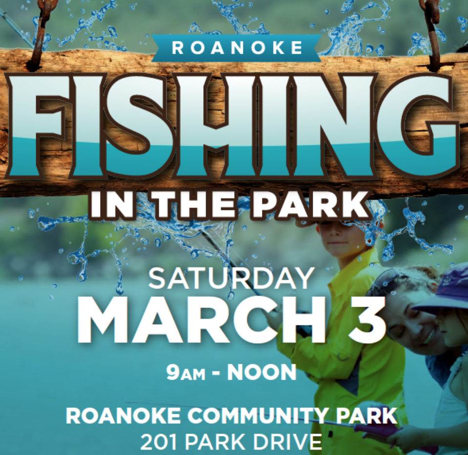 Fishing in the Park 2018