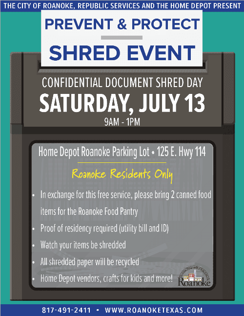 Shred Event 2019