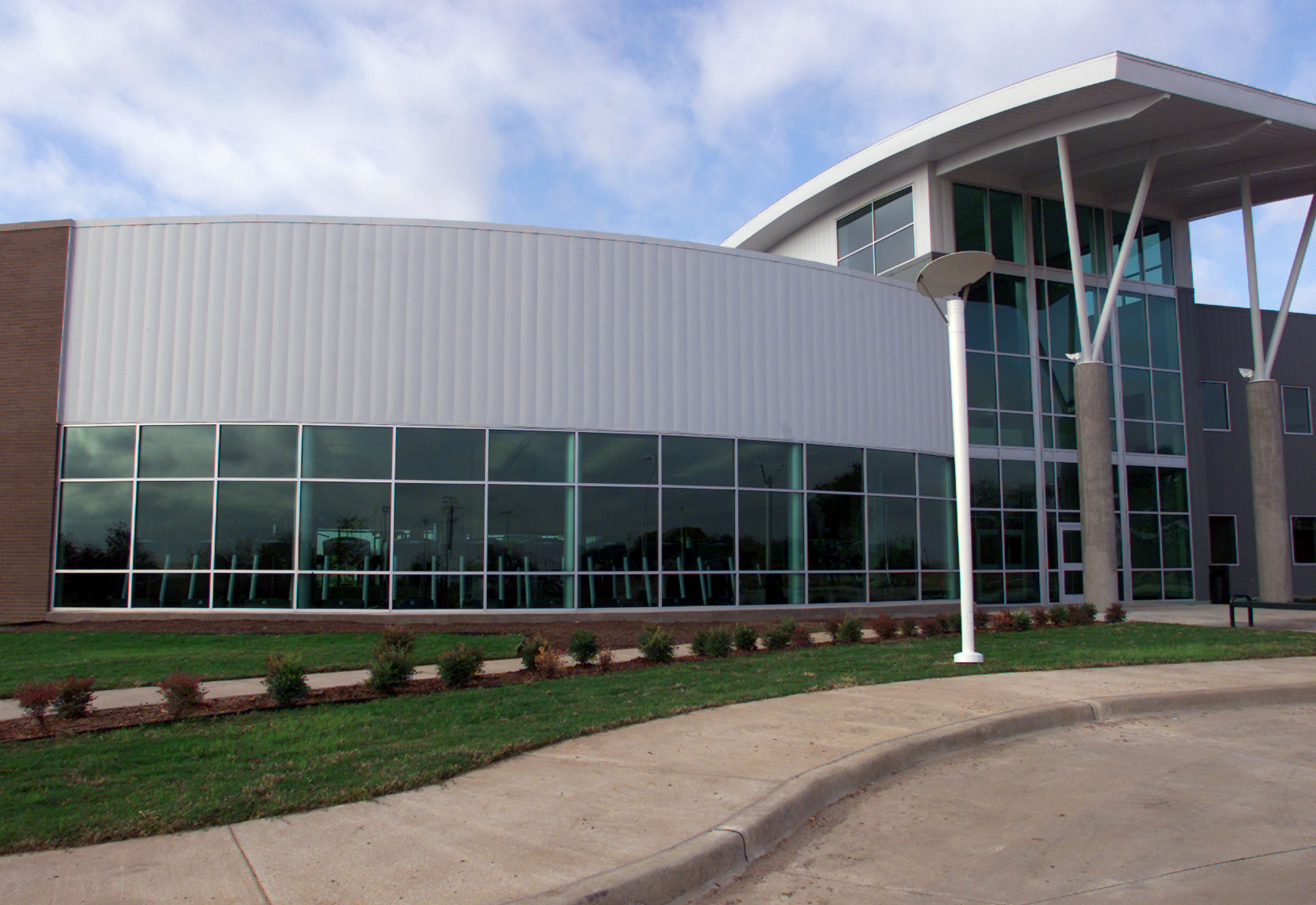 Recreation Center building